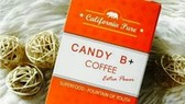 Food administration warns against CandyB+Coffee Extra Power containing Tadalafil