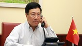 Deputy Prime Minister and Foreign Minister Pham Binh Minh (Photo: VGP)