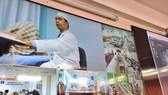 Tu Du Maternity Hospital in HCMC provides  telehealth service