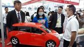 Support industry fair underway in Hanoi (Photo: http://hanoimoi.com.vn/)
