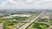 The infrastructure of the Eastern area of HCMC – the to-be Thu Duc City. (Photo: SGGP)
