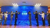 The grand opening ceremony of VDI in the framework of Techfest 2020 in Hanoi on November 26.