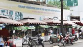 Food stalls are located in a food street in HCMC (Photo: SGGP)