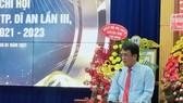 Di An Town Party Chief Bui Thanh Nhan