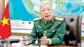 Deputy Minister of National Defence Sen. Lieut. Gen. Nguyen Chi Vinh (Photo: SGGP)