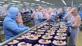 Aquatic product exports hit US$1.64 bln in Q1