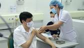 Health minister and deputies receive AstraZeneca COVID-19 shots