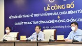 Prime Minister Pham Minh Chinh attended the ceremony to launch the platform for distance medical treatment - Telehealth. (Photo: VGP)