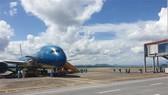 First Covid-19 vaccine passport flight lands at Van Don International Airport