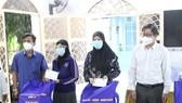 HCMC Social Welfare Center provides essential goods for poor residents