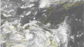 Storm 'Talas'enters the East Sea.