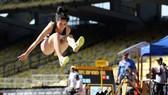 Vu Thi Men brings the third gold medal for Vietnam athletic team