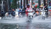 Heavy rains is forecast to occur in the southern provinces on the large scale.