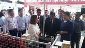 The Cambodia-Laos-Vietnam (CLV) Development Triangle Area tourism and trade fair attracts domestic and foreign visitors