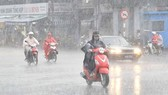 Unexpected rains cool hottest days