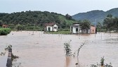 Nearly 200 houses flooded after 5 hour rainfall in Lam Dong province