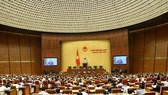 At the eighth session of the 14th National Assembly (Photo: VNA)