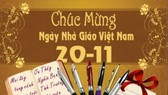 City leaders visit meritorious teachers on Vietnamese Teachers' Day