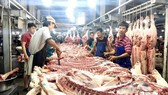 Prices of fruits, vegetables and pork tend to reduce