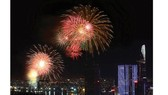 HCMC will hold fireworks shows on the Lunar New Year's Eve