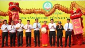 Inauguration ceremony of Center for Vietnam Salangane  Nest Processing (Photo from Center for Vietnam Salangane  Nest Processing)