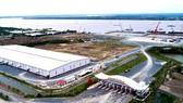 Long An International Port Project (Photo: Ngoc Toai)