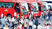 Inter-provincial coaches on Ho Chi Minh City- Da Nang route suspended