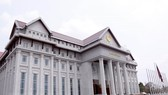 The new National Assembly Building in Vientiane (Photo: VNA)