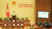 The 11th sitting, also the last meeting of the 14th National Assembly, kicked off in Hanoi on March 24 morning.