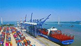 A seaport of Vietnam (Photo: VNA)