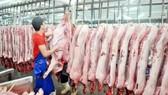 Ho Chi Minh City lower saleprices of pork