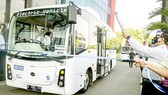 E-bus project to be piloted in Ho Chi Minh City