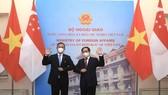 Vietnam, Singapore to work towards bilateral agreement on digital economy