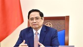 PM Pham Minh Chinh holds phone talks with Indian counterpart