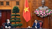 Prime Minister receives Chinese Ambassador