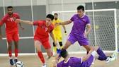 Vietnam national futsal team ready for FIFA Futsal World Cup 2021