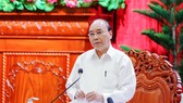 President sends letter to constituents in HCMC