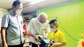 City leaders visit, encourage children orphaned by Covid-19