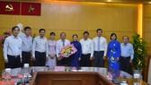 Đồng chí Trần Văn Út làm Phó Bí thư Quận ủy quận 12  