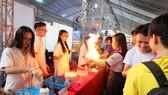 Hơn 30 gian hàng tham gia Liên hoan Tuổi trẻ sáng tạo lần 10