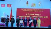 Học viện Chính trị khu vực II với chặng đường 70 năm hình thành, phát triển