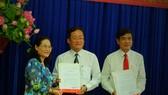 Đồng chí Trương Quốc Lâm làm Bí thư Quận ủy quận 11