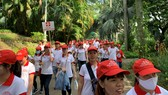 Đi bộ vì công đoàn viên khó khăn