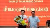 Đồng chí Nguyễn Hữu Nghĩa làm Bí thư Đảng ủy SATRA