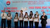 Học viện Cán bộ TPHCM khai giảng năm học mới