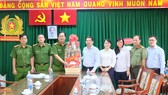 Lãnh đạo TPHCM chúc tết lực lượng vũ trang  