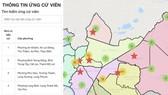 TP Thủ Đức ra mắt chuyên trang điện tử về bầu cử