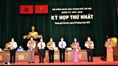 Đồng chí Hoàng Tùng tái đắc cử Chủ tịch UBND TP Thủ Đức