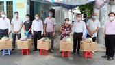 68 điểm an sinh xã hội hỗ trợ khẩn cấp cho người dân TP Thủ Đức