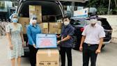 Đảng viên EVNHCMC ủng hộ 470 triệu đồng để chống dịch